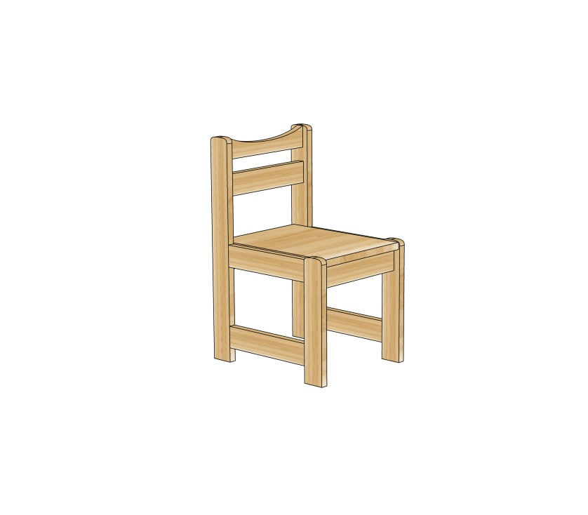детская мебель. стульчик детский