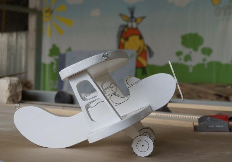Полосатая лошадка Российский производитель детской мебели